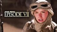 Star Wars Episode 7 The Force Awakens REY FEATURETTE! Extended Behind the Scenes Trailer