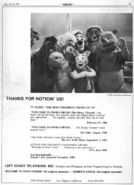 WTPC Awards Ad Variety 1986