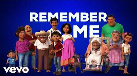 """Miguel - Remember Me (Dúo) (From """"Coco"""" Official Lyric Video) ft"""