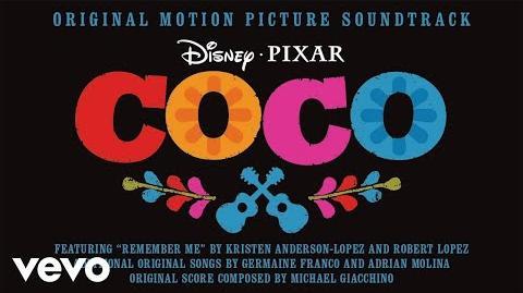 """Gael García Bernal - Everyone Knows Juanita (From """"Coco"""" Audio Only)"""