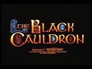 The Black Cauldron - 1985 Theatrical Trailer-2