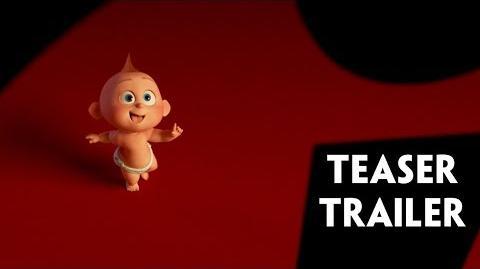 Incredibles 2 Official Teaser Trailer