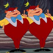 Tweedle Dee and Tweedle Dum - Raafat