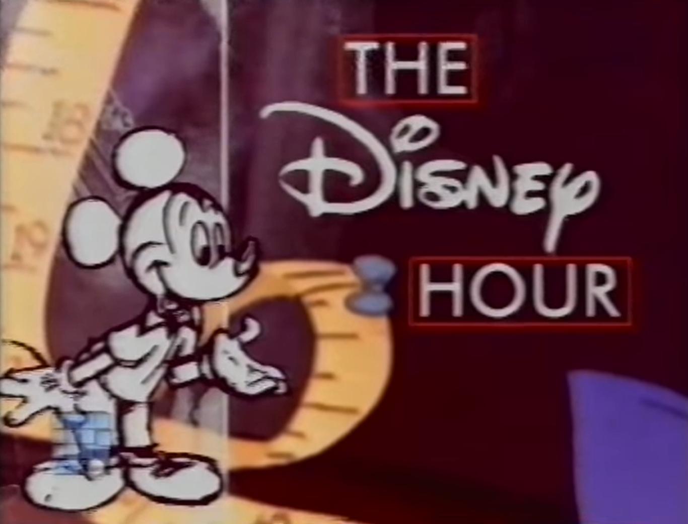 ساعة ديزني (برنامج)