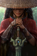 Raya and the Last Dragon Textless
