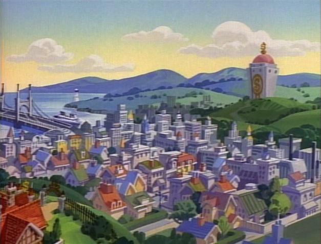 مدينة البط