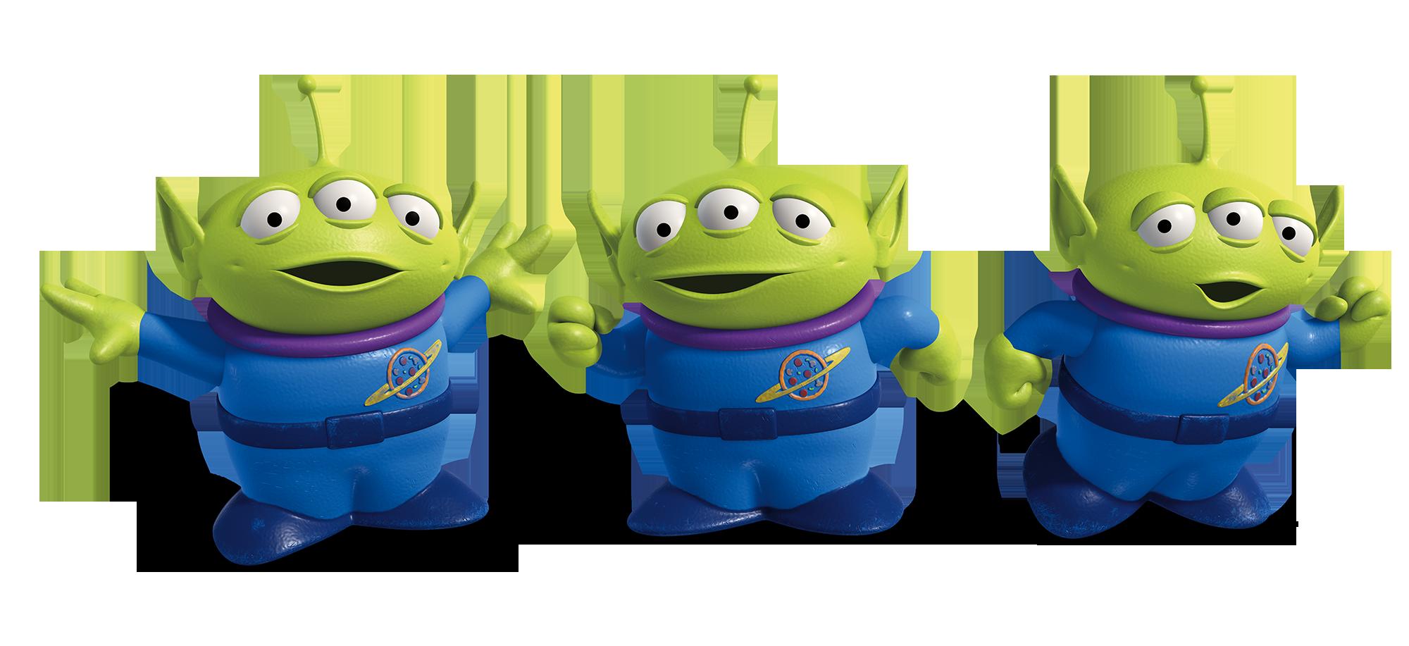 الفضائيين الخضر
