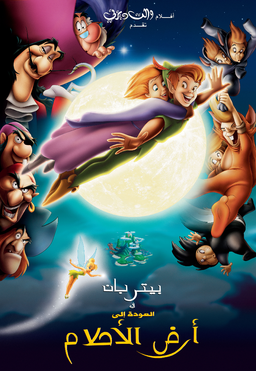 Return to Neveland Arabic Poster.png