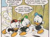 Huey, Dewey and Louie