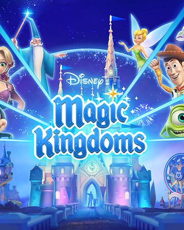 Disney Magic Kingdoms Disney Fanon Wiki Fandom