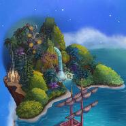 Never Land (Peter Pan) (Level 1)