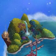 Never Land (Peter Pan) (Level 0)