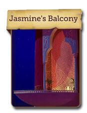 Jasmine's Balcony