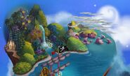 Never Land (Peter Pan) (Level 3)