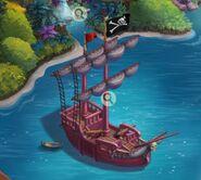 Hook's Ship (Peter Pan) (Level 2)