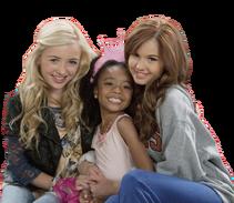 Zuri,Jess,Emma