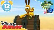 Treasures of Jungle Junction Jungle Junction Full Episode Disney Junior Africa