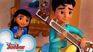 Play Us Your Song 🎵 Music Video Mira, Royal Detective Disney Junior