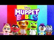 Theme Song (Extended) - Music Video - Muppet Babies - Disney Junior
