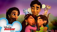 We're So Glad You're Home Music Video Mira, Royal Detective Disney Junior