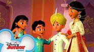 Happy Birthday Veer 🎂 Music Video Mira, Royal Detective Disney Junior