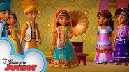 Official Trailer 📽️ - Mira, Royal Detective - Disney Junior