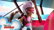 Heart of a Hero ♥️ Music Video The Rocketeer Disney Junior