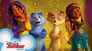 Be the Music Music Video Mira, Royal Detective Disney Junior