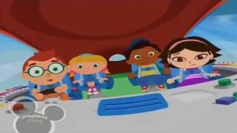 Little Einsteins How We Became the Little Einsteins- The True Story Episode 3 - Amy Boyle