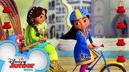 Gotta Find That Scarf🧣 Music Video Mira, Royal Detective Disney Junior