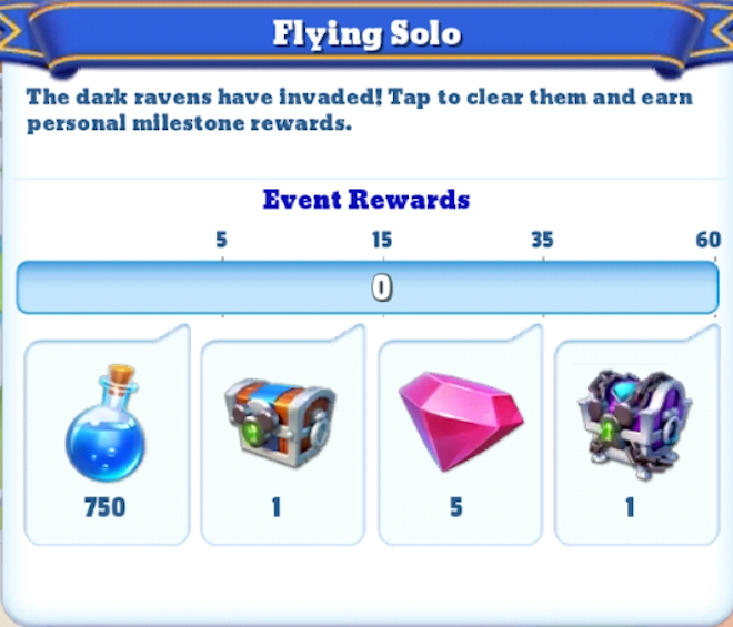 Flying Solo Mini Event