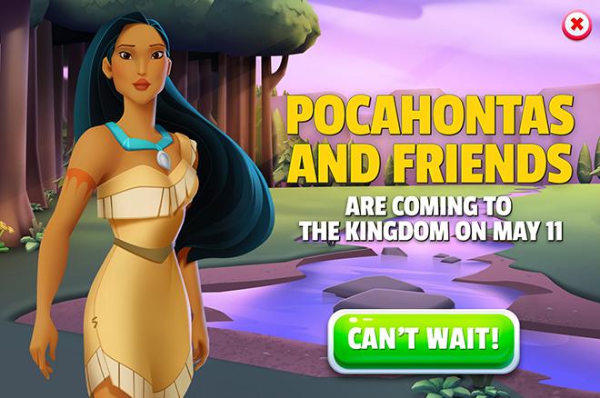 Pocahontas Storyline (Act 5)