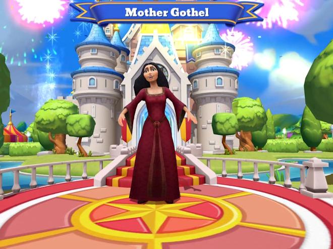 Mother Gothel Disney Magic Kingdoms Wiki Fandom