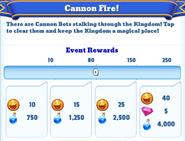 Me-cannon fire-3-milestones