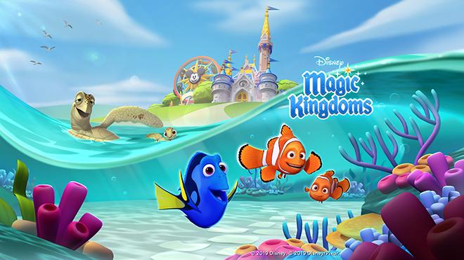 Finding Nemo Event Storyline 2019
