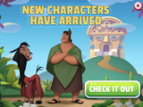 The Emperor's New Groove Storyline (Act 5)