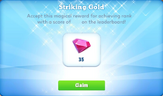Me-striking gold-1-prize