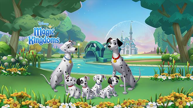 101 Dalmatians Event Storyline 2021