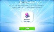 Me-striking gold-9-prize