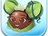 Tiana Ears Hat Token