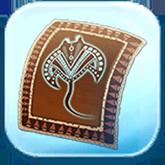 Stingray Tapestry Token