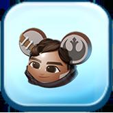 Poe Dameron Ears Hat Token