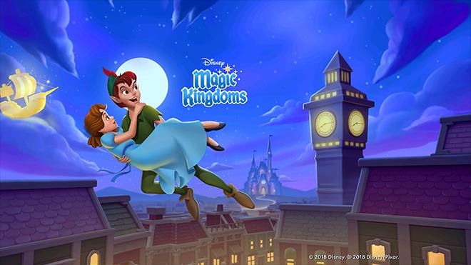 Peter Pan Hotfix Update