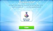 Me-striking gold-11-prize