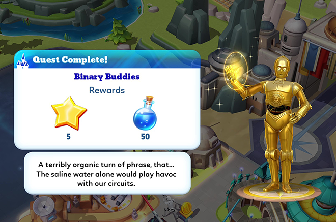 Binary Buddies