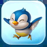 Singing Bluebird Token