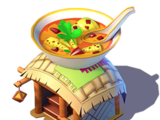 Kumandra Soup Stand