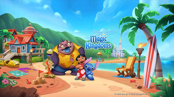 Lilo & Stitch Event Update