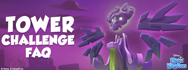 The Tower Challenge Events