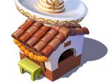 Ernesto Hat Stand